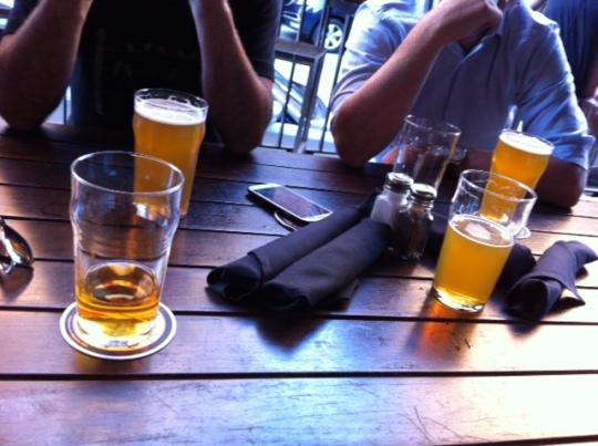 Mmm, beer.