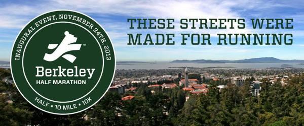 Source: Berkeley Half Marathon