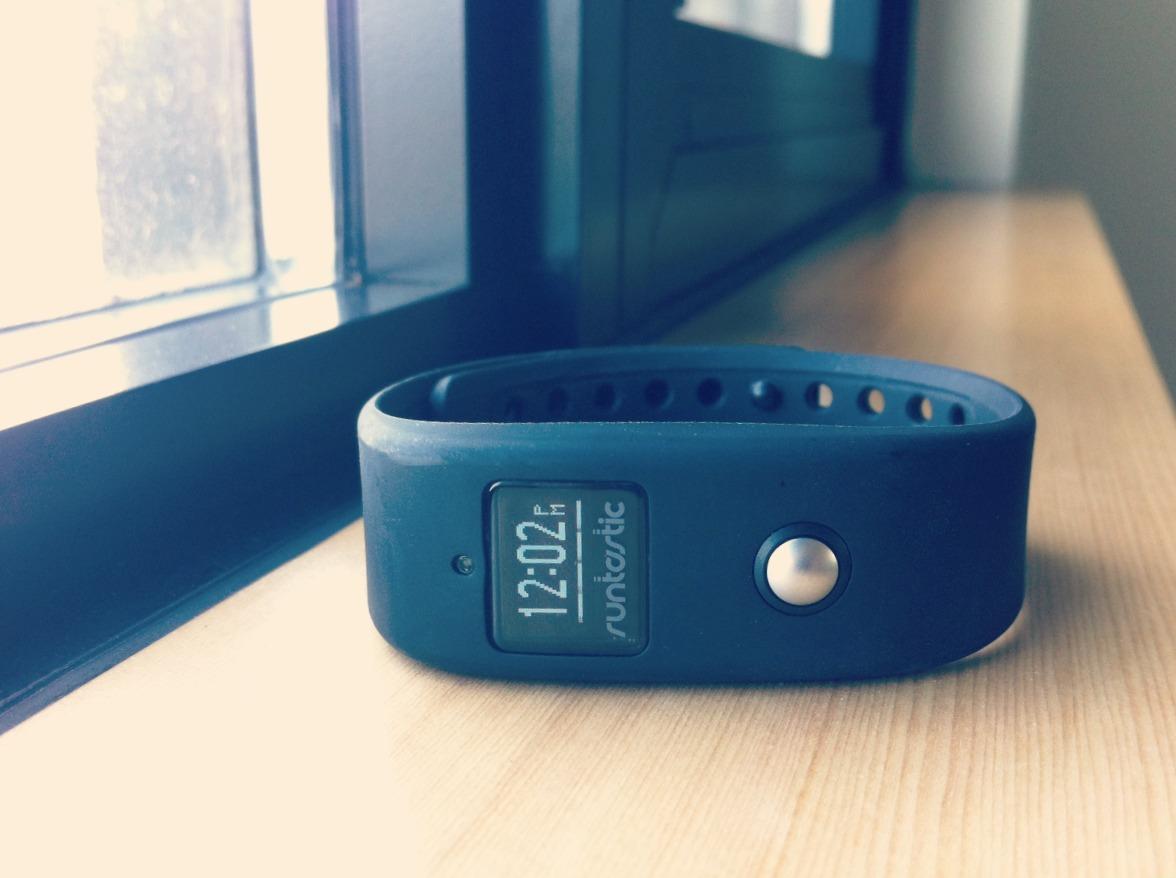 Things I Love About The Runtastic Orbit Activity Tracker - Orbit tracker