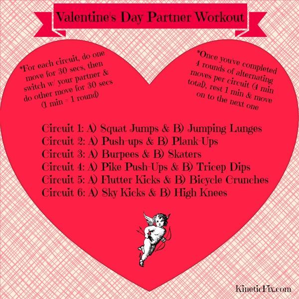 Valentine's Partner Workout